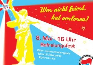 Befreiungsfest, may 2010 @ Akademie der bildenden Künste