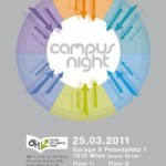 Campus Night @WUK 03/2011